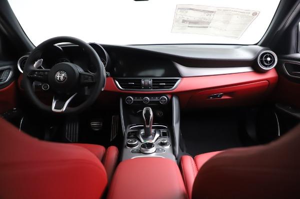 New 2021 Alfa Romeo Giulia Ti Sport for sale $54,050 at Rolls-Royce Motor Cars Greenwich in Greenwich CT 06830 15