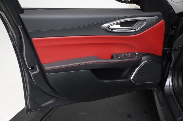 New 2021 Alfa Romeo Giulia Ti Sport for sale $54,050 at Rolls-Royce Motor Cars Greenwich in Greenwich CT 06830 16