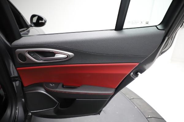 New 2021 Alfa Romeo Giulia Ti Sport for sale $54,050 at Rolls-Royce Motor Cars Greenwich in Greenwich CT 06830 25