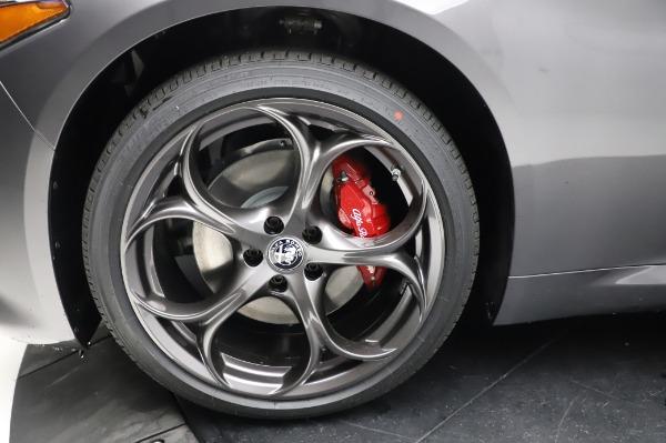 New 2021 Alfa Romeo Giulia Ti Sport for sale $54,050 at Rolls-Royce Motor Cars Greenwich in Greenwich CT 06830 26