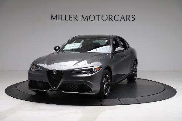 New 2021 Alfa Romeo Giulia Ti Sport for sale $54,050 at Rolls-Royce Motor Cars Greenwich in Greenwich CT 06830 1