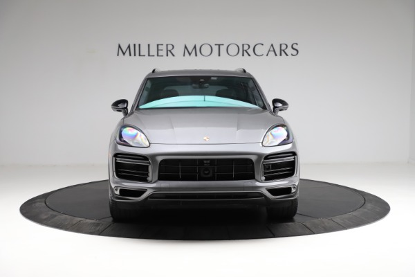 Used 2020 Porsche Cayenne Turbo for sale $145,900 at Rolls-Royce Motor Cars Greenwich in Greenwich CT 06830 13