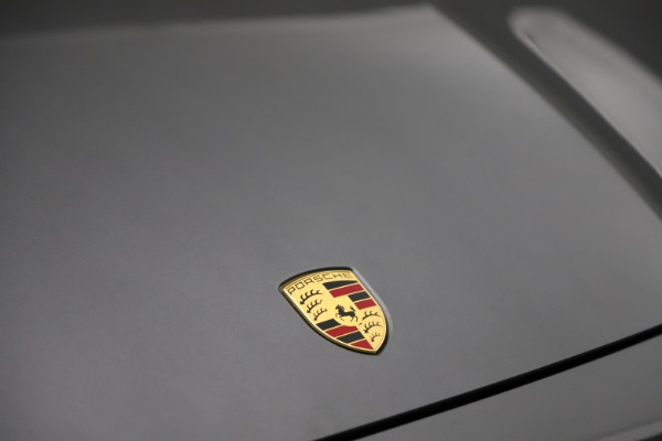 Used 2020 Porsche Cayenne Turbo for sale $145,900 at Rolls-Royce Motor Cars Greenwich in Greenwich CT 06830 15