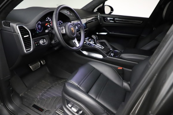 Used 2020 Porsche Cayenne Turbo for sale $145,900 at Rolls-Royce Motor Cars Greenwich in Greenwich CT 06830 18