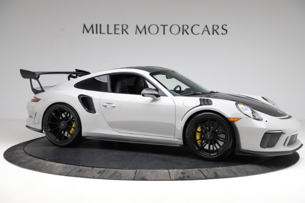 Used 2019 Porsche 911 GT3 RS for sale $249,900 at Rolls-Royce Motor Cars Greenwich in Greenwich CT 06830 10