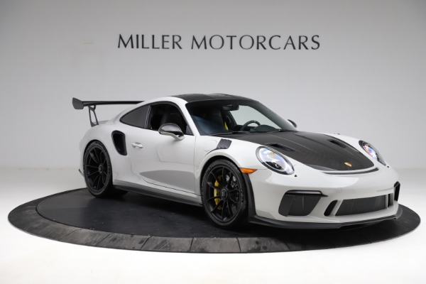 Used 2019 Porsche 911 GT3 RS for sale $249,900 at Rolls-Royce Motor Cars Greenwich in Greenwich CT 06830 11