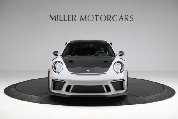 Used 2019 Porsche 911 GT3 RS for sale $249,900 at Rolls-Royce Motor Cars Greenwich in Greenwich CT 06830 12