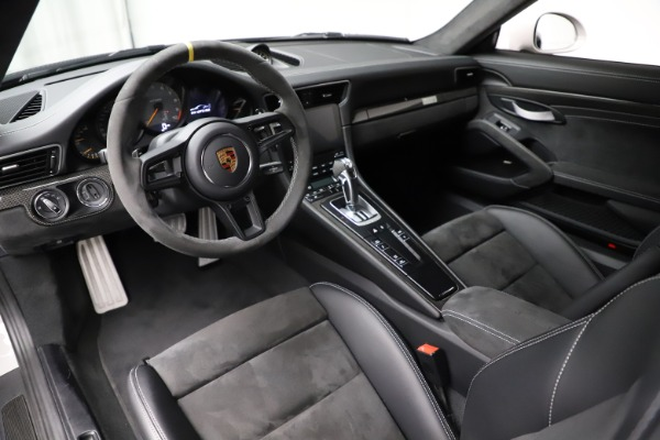 Used 2019 Porsche 911 GT3 RS for sale $249,900 at Rolls-Royce Motor Cars Greenwich in Greenwich CT 06830 13