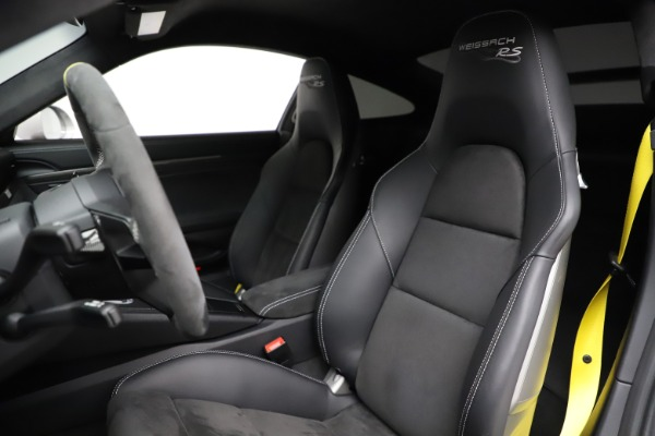 Used 2019 Porsche 911 GT3 RS for sale $249,900 at Rolls-Royce Motor Cars Greenwich in Greenwich CT 06830 15