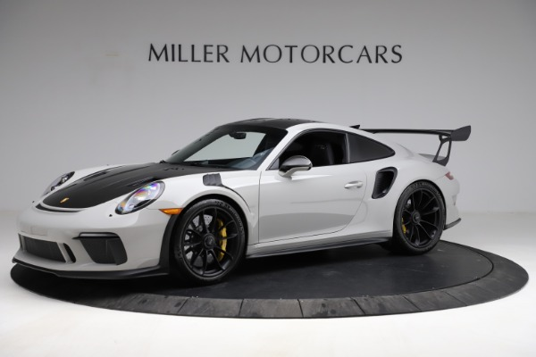 Used 2019 Porsche 911 GT3 RS for sale $249,900 at Rolls-Royce Motor Cars Greenwich in Greenwich CT 06830 2