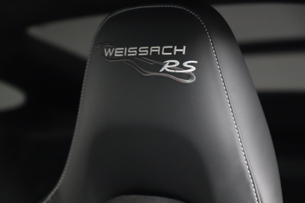 Used 2019 Porsche 911 GT3 RS for sale $249,900 at Rolls-Royce Motor Cars Greenwich in Greenwich CT 06830 20