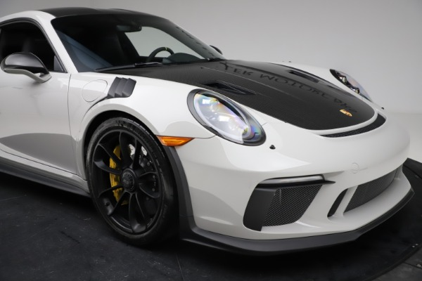Used 2019 Porsche 911 GT3 RS for sale $249,900 at Rolls-Royce Motor Cars Greenwich in Greenwich CT 06830 23