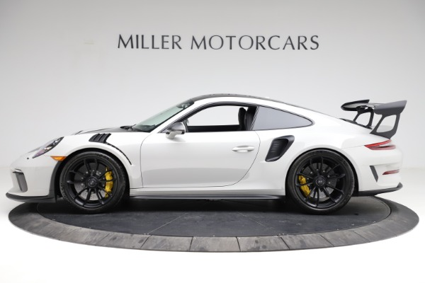 Used 2019 Porsche 911 GT3 RS for sale $249,900 at Rolls-Royce Motor Cars Greenwich in Greenwich CT 06830 3