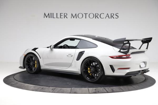 Used 2019 Porsche 911 GT3 RS for sale $249,900 at Rolls-Royce Motor Cars Greenwich in Greenwich CT 06830 4