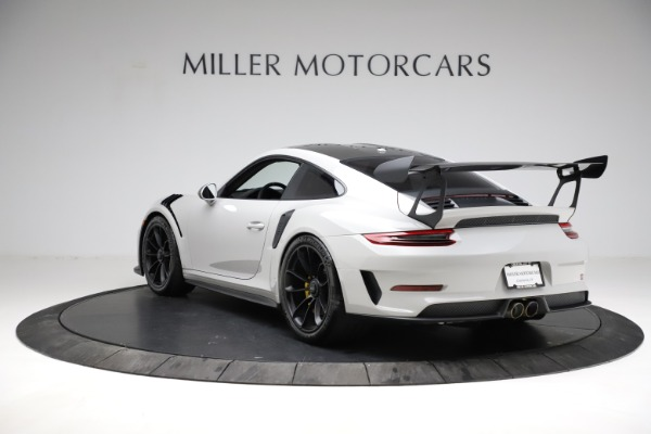 Used 2019 Porsche 911 GT3 RS for sale $249,900 at Rolls-Royce Motor Cars Greenwich in Greenwich CT 06830 5