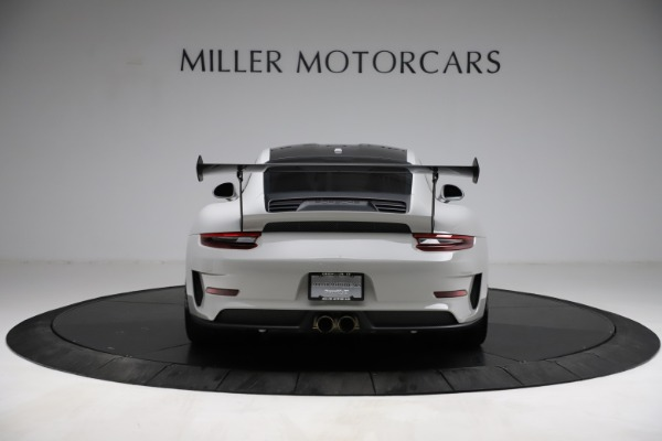 Used 2019 Porsche 911 GT3 RS for sale $249,900 at Rolls-Royce Motor Cars Greenwich in Greenwich CT 06830 6
