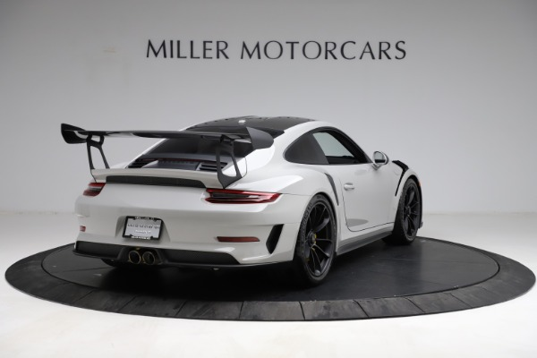Used 2019 Porsche 911 GT3 RS for sale $249,900 at Rolls-Royce Motor Cars Greenwich in Greenwich CT 06830 7