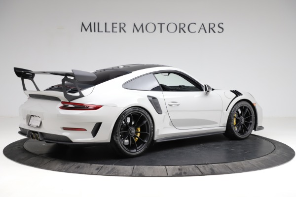 Used 2019 Porsche 911 GT3 RS for sale $249,900 at Rolls-Royce Motor Cars Greenwich in Greenwich CT 06830 8