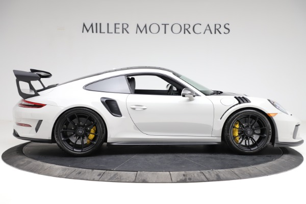 Used 2019 Porsche 911 GT3 RS for sale $249,900 at Rolls-Royce Motor Cars Greenwich in Greenwich CT 06830 9