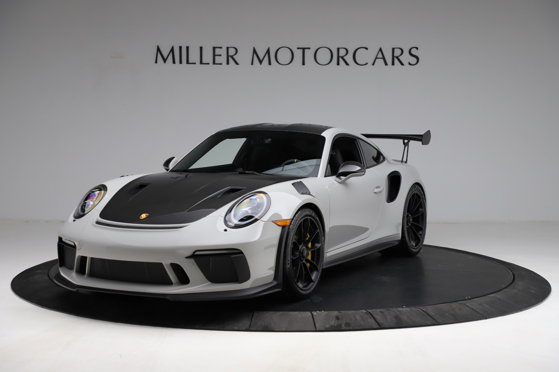 Used 2019 Porsche 911 GT3 RS for sale $249,900 at Rolls-Royce Motor Cars Greenwich in Greenwich CT 06830 1