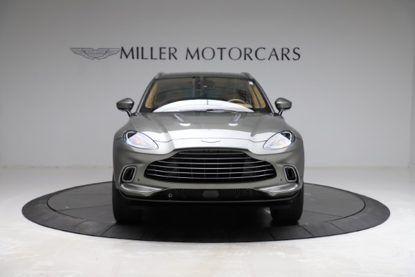 New 2021 Aston Martin DBX for sale $211,486 at Rolls-Royce Motor Cars Greenwich in Greenwich CT 06830 11