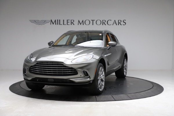 New 2021 Aston Martin DBX for sale $211,486 at Rolls-Royce Motor Cars Greenwich in Greenwich CT 06830 12