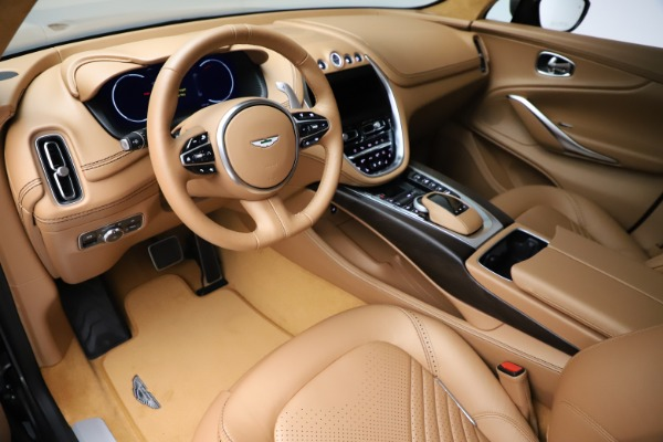 New 2021 Aston Martin DBX for sale $211,486 at Rolls-Royce Motor Cars Greenwich in Greenwich CT 06830 13