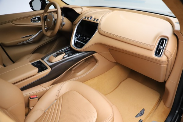 New 2021 Aston Martin DBX for sale $211,486 at Rolls-Royce Motor Cars Greenwich in Greenwich CT 06830 22