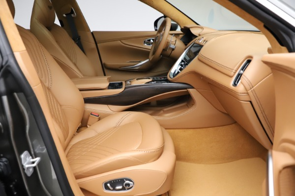 New 2021 Aston Martin DBX for sale $211,486 at Rolls-Royce Motor Cars Greenwich in Greenwich CT 06830 23