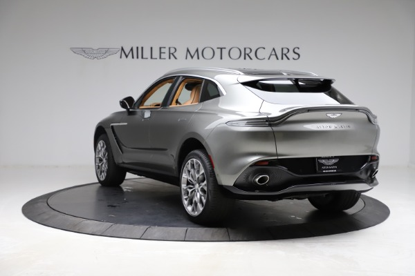 New 2021 Aston Martin DBX for sale $211,486 at Rolls-Royce Motor Cars Greenwich in Greenwich CT 06830 4