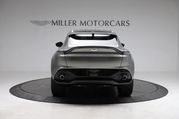 New 2021 Aston Martin DBX for sale $211,486 at Rolls-Royce Motor Cars Greenwich in Greenwich CT 06830 5
