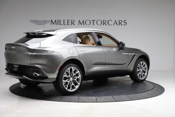 New 2021 Aston Martin DBX for sale $211,486 at Rolls-Royce Motor Cars Greenwich in Greenwich CT 06830 7
