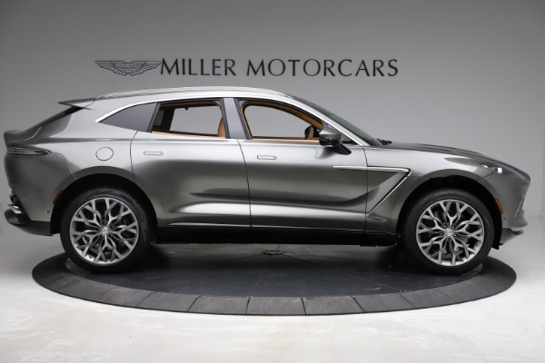 New 2021 Aston Martin DBX for sale $211,486 at Rolls-Royce Motor Cars Greenwich in Greenwich CT 06830 8