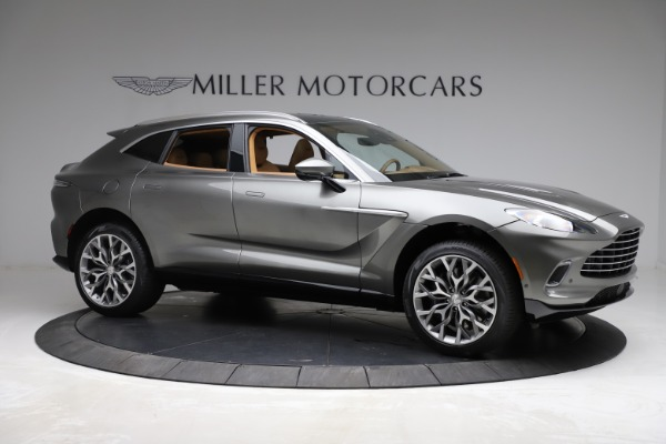 New 2021 Aston Martin DBX for sale $211,486 at Rolls-Royce Motor Cars Greenwich in Greenwich CT 06830 9