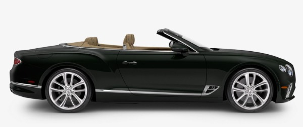 New 2021 Bentley Continental GT W12 for sale Call for price at Rolls-Royce Motor Cars Greenwich in Greenwich CT 06830 2