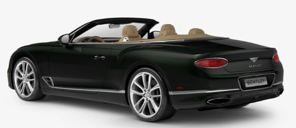 New 2021 Bentley Continental GT W12 for sale Call for price at Rolls-Royce Motor Cars Greenwich in Greenwich CT 06830 3