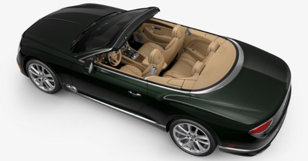 New 2021 Bentley Continental GT W12 for sale Call for price at Rolls-Royce Motor Cars Greenwich in Greenwich CT 06830 4