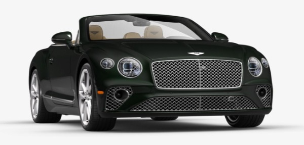 New 2021 Bentley Continental GT W12 for sale Call for price at Rolls-Royce Motor Cars Greenwich in Greenwich CT 06830 5