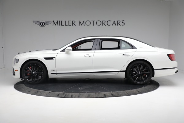 New 2021 Bentley Flying Spur W12 First Edition for sale Call for price at Rolls-Royce Motor Cars Greenwich in Greenwich CT 06830 3