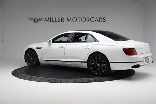 New 2021 Bentley Flying Spur W12 First Edition for sale Call for price at Rolls-Royce Motor Cars Greenwich in Greenwich CT 06830 4