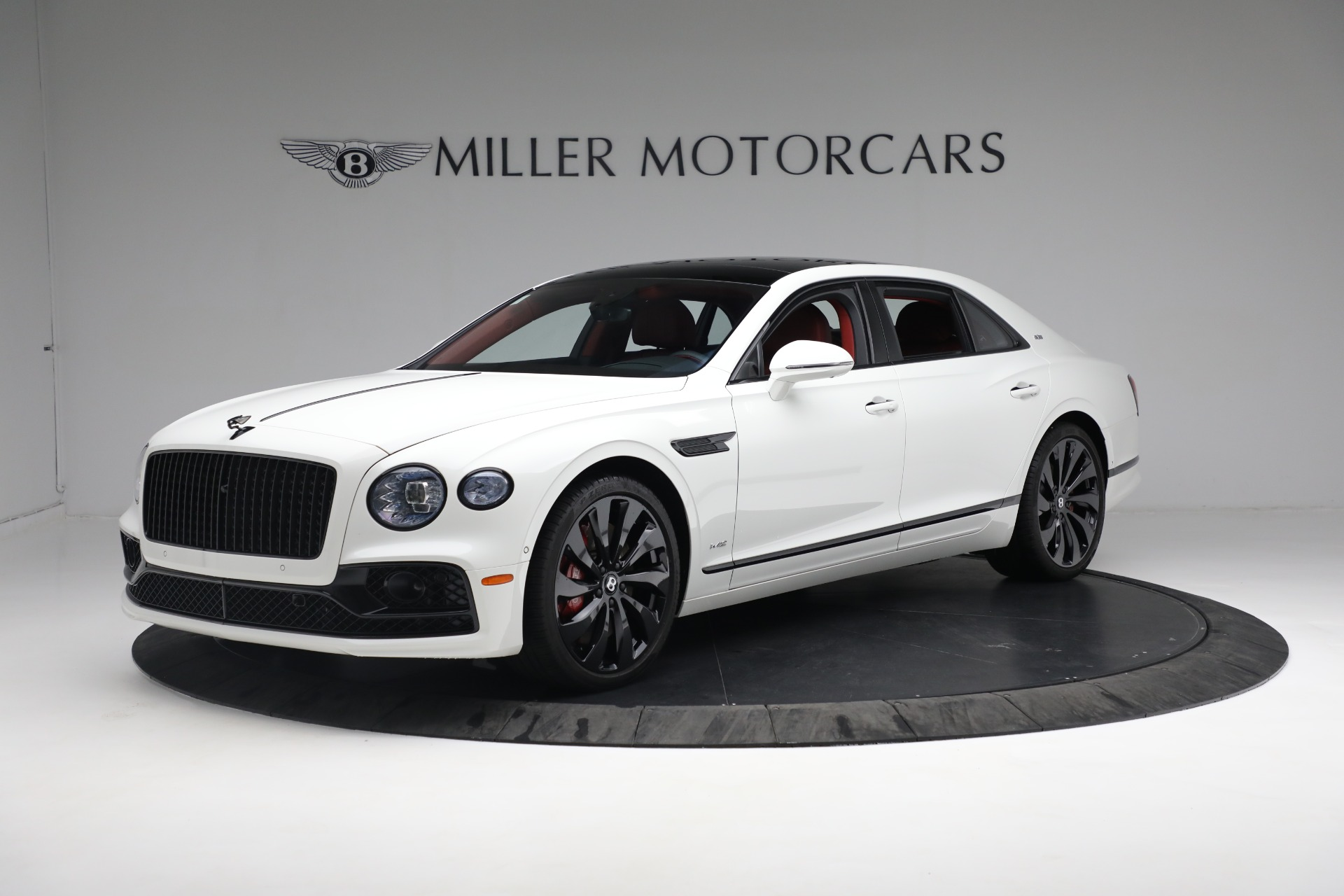 New 2021 Bentley Flying Spur W12 First Edition for sale Call for price at Rolls-Royce Motor Cars Greenwich in Greenwich CT 06830 1