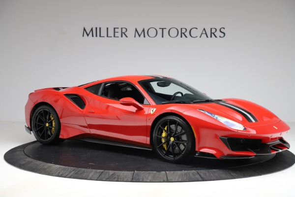 Used 2020 Ferrari 488 Pista for sale Call for price at Rolls-Royce Motor Cars Greenwich in Greenwich CT 06830 11