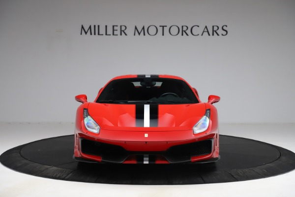 Used 2020 Ferrari 488 Pista for sale Call for price at Rolls-Royce Motor Cars Greenwich in Greenwich CT 06830 12