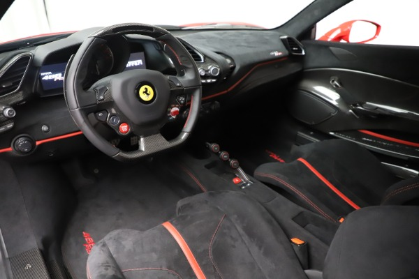 Used 2020 Ferrari 488 Pista for sale Call for price at Rolls-Royce Motor Cars Greenwich in Greenwich CT 06830 13