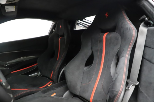 Used 2020 Ferrari 488 Pista for sale Call for price at Rolls-Royce Motor Cars Greenwich in Greenwich CT 06830 15