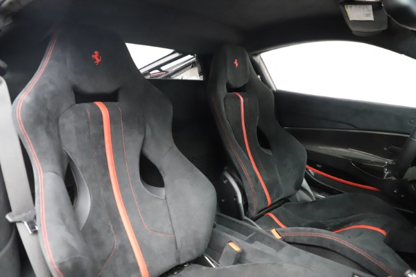 Used 2020 Ferrari 488 Pista for sale Call for price at Rolls-Royce Motor Cars Greenwich in Greenwich CT 06830 19