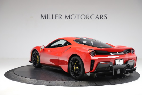 Used 2020 Ferrari 488 Pista for sale Call for price at Rolls-Royce Motor Cars Greenwich in Greenwich CT 06830 5