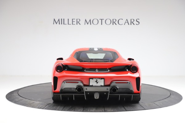 Used 2020 Ferrari 488 Pista for sale Call for price at Rolls-Royce Motor Cars Greenwich in Greenwich CT 06830 6