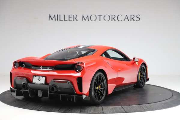 Used 2020 Ferrari 488 Pista for sale Call for price at Rolls-Royce Motor Cars Greenwich in Greenwich CT 06830 7