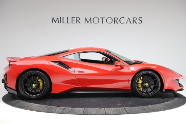 Used 2020 Ferrari 488 Pista for sale Call for price at Rolls-Royce Motor Cars Greenwich in Greenwich CT 06830 9